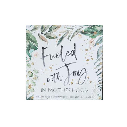 Affirmation Cards - Fueled with Joy in Motherhood
