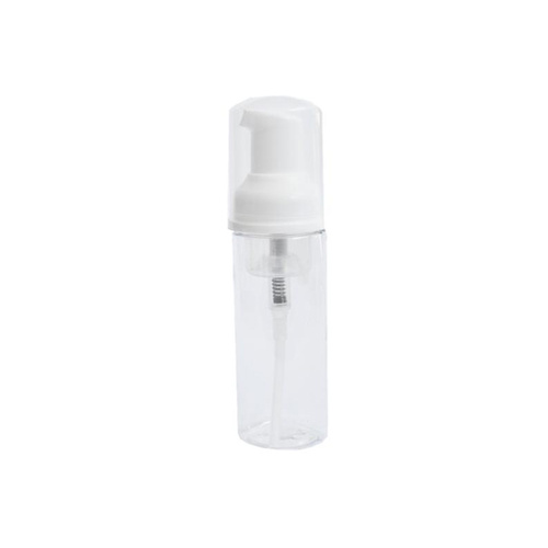50ml Clear Foamer Pump Travel