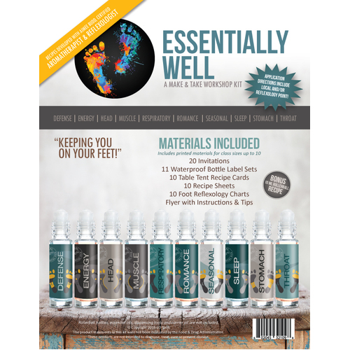 Essentially Well Make & Take Workshop Kit